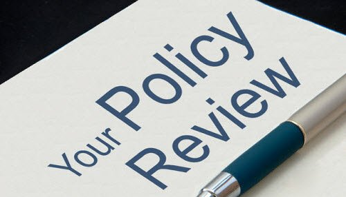 Policy review